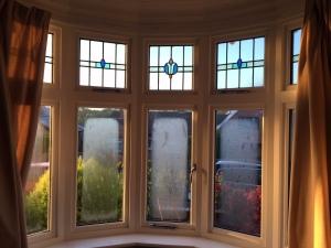 External condensation